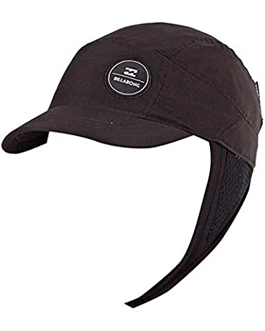 Amazon.com  Billabong Men s Supreme Surf Cap Black One Size  Clothing ab26f0547296
