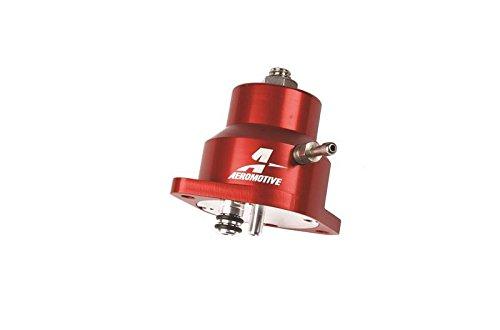 Aeromotive 13102 94-99 Ford 4.6/94-97 5.0 Billet Adjustable Regulator (Aeromotive Regulators Ford)