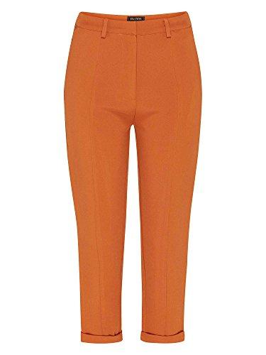 THE FIFTH LABEL Pantalón Mujer naranja amarronado