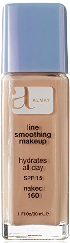 Almay Line Smoothing Makeup SPF15 - 160 Naked