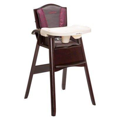 Eddie Bauer® Classic 3-in-1 Wood High Chair Hibiscus by Eddie Bauer