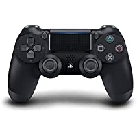 DualShock 4 V2 Wireless Controller - Black (PS4)