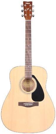 Yamaha F310P2WS - Pack de guitarra acústica con accesorios, color ...