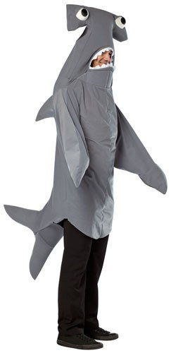 Rasta Imposta one size - Hammerhead Shark