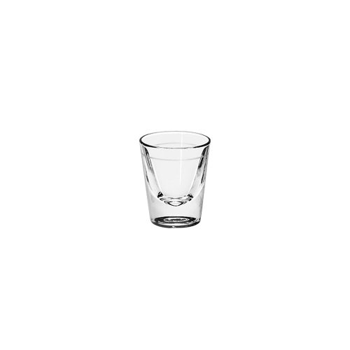 (Libbey 5120/A0007 Lined 1.5 Ounce Whiskey Glass - Dozen )