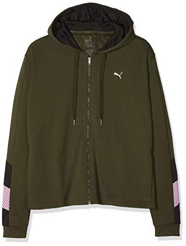Jacket Donna A Kaki Foncã e Sweat Puma Maglia c WTcyRHFH