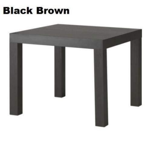 Maison D'appoint Ikea Table Table D'appoint Ikea NoirmarronCuisineamp; N8XZn0kPwO