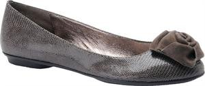 Sofft Matera Color: Charcoal Suede Womens Size: 7.5 (Sofft Shoes Flats)
