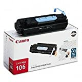 Genuine NEW Canon 106 0264B001AA Black Toner Cartridge [Electronics], Office Central