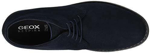 Geox Stivali Brandled Desert Navy B U C4002 Uomo Blu Boots aqr7a