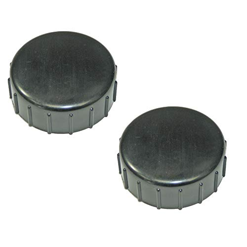 Two (2) Bump Head Knobs for MTD String Trimmer Replaces 791-153066B
