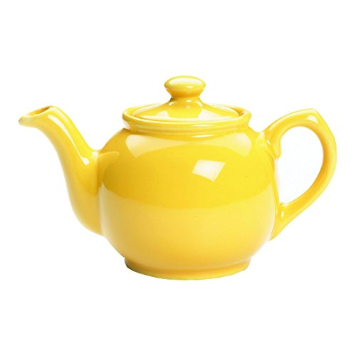 yellow tea cup - 4