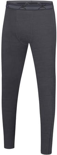 Terramar Mens Mens Thermawool Grid Pants