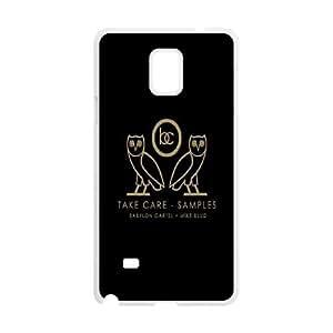 Samsung Galaxy S4 Phone Case White Drake Ovo Owl WQ5RT7530541