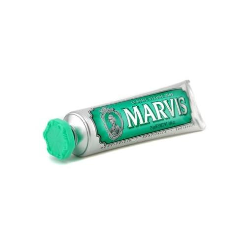 ß Marvis Spezialzahncreme 75ml, Stong Mint odersort.