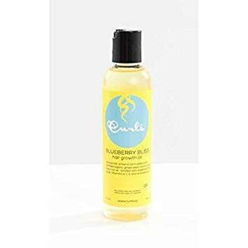 Curls Blueberry Bliss Hair Growth Oil 4 Ounces ~ Pack of 2 For Sale