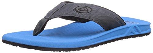 Phantoms Sandal - Malibu Blue / Black Mens 7