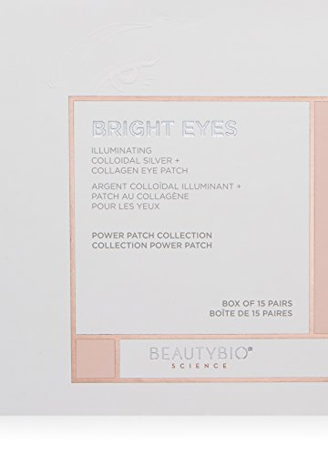 Bright Eyes Collagen-Infused Brightening Eye Patches (15 ()