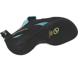 Scarpa Vapor V W Zapatos de escalada turquesa