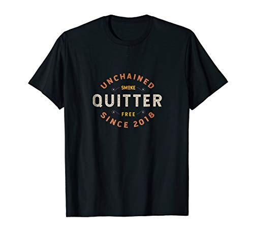 Congrats Quit Smoking Shirt, Kicked Smoking Habit T-shirt