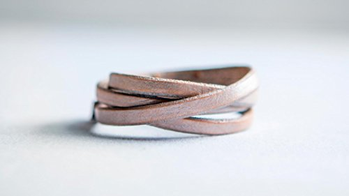 metallic-leather-bracelet