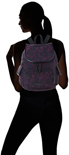S Femme Pack City Bloom à Kipling Orchid Sacs Multicolore dos SaU6wOqE