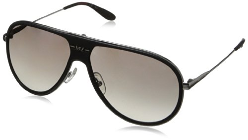 Carrera CA87S Aviator Sunglasses,Matte Black,62 - Safilo Glasses