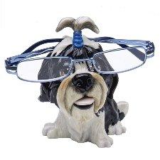 Shih-Tzu Eyeglass Holder