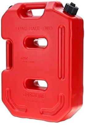 10リットルのジェリカンプラスチック製燃料タンクのスペアガソリン・オイルジェリー缶自動車オートバイATV SUV UTVガソリン貯蔵タンクJerri缶 (Color : 10L tank)