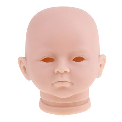 D DOLITY Soft Silicone Vinyl Doll Head Sculpt Mold, used for sale  Delivered anywhere in Canada