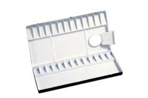 Holbein Aluminum Palette for Watercolor #80