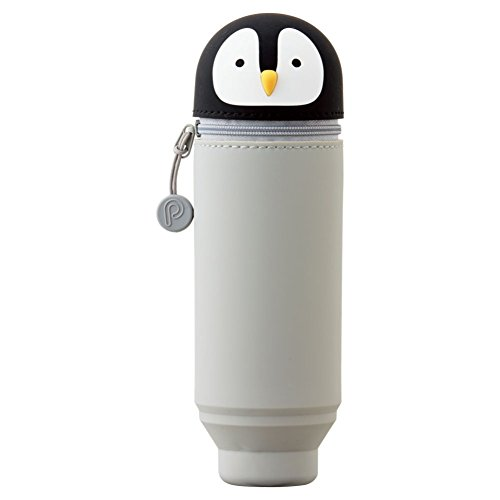 LIHIT LAB Stand Pen Case Penguin