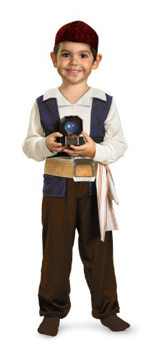 Toddler And Baby Jack Sparrow Costumes (Jack Sparrow Toddler Costume - Baby 12-18)