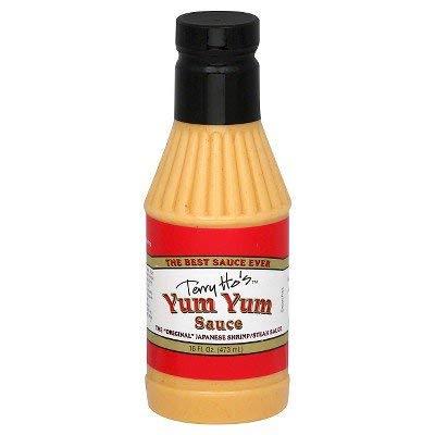 PACK OF 12 - Terry Ho's Yum Yum Sauce, 16.0 FL OZ