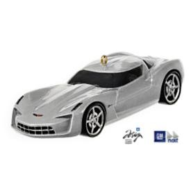 2009 Corvette Stingray Concept 2009 Hallmark (Corvette Stingray Ornament)
