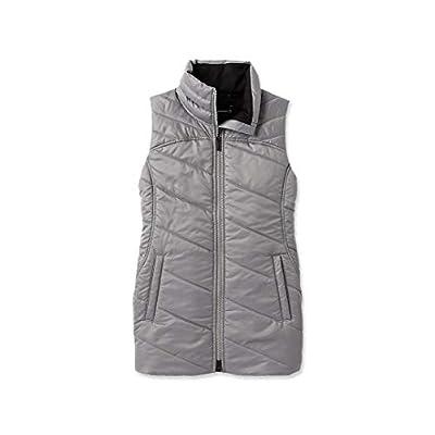 Smartwool Women's Smartloft 150 Vest - Merino Wool Sleeveless Outerwear: Clothing