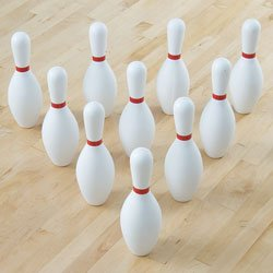 Gamecraft Tuff Foam Bowling Pin Set