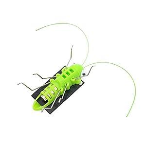 Festiday 1PC Solar Power Energy Sale Kids Toy, 2019 Solar Powered Grasshopper Robot Solar Powered Toy Gadget Gift…