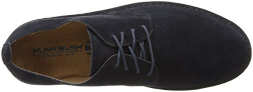 Nunn Bush Heren Gordy Oxford Navy Suede