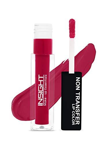 Insight Non Transfer Lip Color, 4ml (10 Soft Rose)
