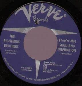 The Righteous Brothers You Re My Soul And Inspiration