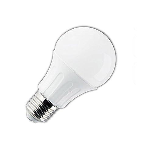 Aigostar Bombilla LED A60 Big Angle de 10W, Rosca Grande y luz cálida E27: Amazon.es: Iluminación