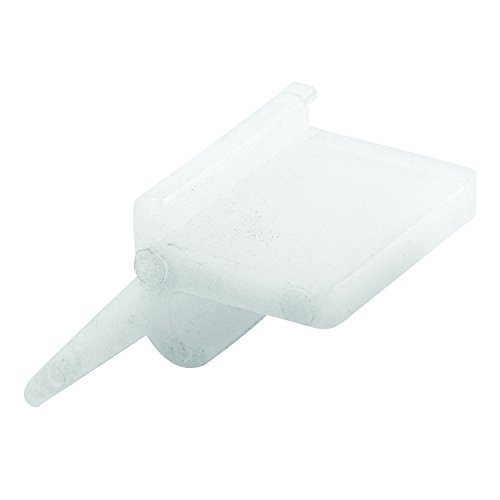 Prime-Line Products PL 14825 Self-Locking Storm Door Clip, Nylon White,(Pack of 25)