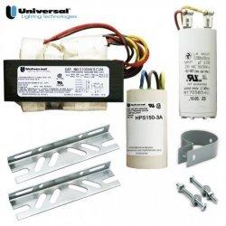 - Plusrite #7252 BALU100-HX/V4 120-277 volt Magnetic Quad-Tap Ballast Kit, operates 100W HPS