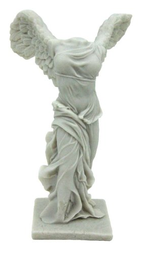 ac0fb40f0ddb3 Top Collection 11-Inch Winged Victory of Samothrace Statue. Goddess Nike  Sculpture from the Louvre. Premium Cold Cast Marble. Museum-Grade  Masterpiece ...