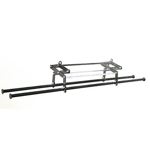 間知多吊具 2-10A K210A 開放フック付 石材 コンクリート ブロック用 クランプ 吊具 SANKYO コT 代不 B01N9TMBEV