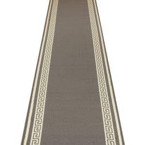 Carpet Runners UK Tapis de Couloir Idéal pour Les escaliers et couloirs GrisLongueur 30m Maximum
