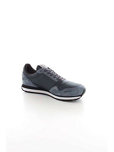 Emporio Armani Runner Herren Sneaker Blau Navy