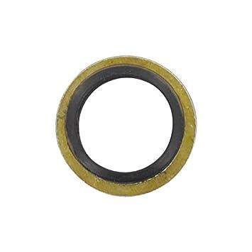 Xfight-Parts 94101-1014510 Dichtring 10x15x2.5mm Bremsschlauch 1E40QMB