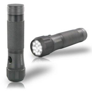 Generic 190966 Water Resistant Aluminum Super Bright 14 LED Flashlight ()